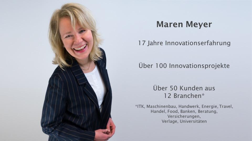 Maren Meyer Design Thinking